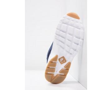 Nike Air Huarache Run Ultra Si Schuhe Low NIK28ux-Blau