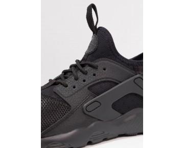 Nike Huarache Run Ultra(Ps) Schuhe Low NIKk0ju-Schwarz