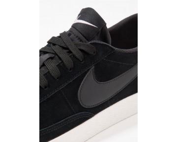 Nike Blazer Low Schuhe Low NIK4s3v-Schwarz