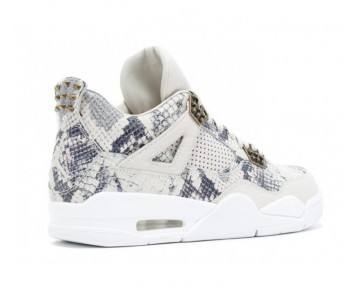 "Nike Air Jordan 4 Retro Premium "";Pinnacle Snakeskin""; Sneaker-Herren"