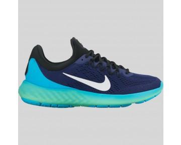 Damen & Herren - Nike Lunar Skyelux Loyal Blau Weiß Grün Glühen