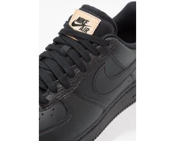 Nike Air Force 1 2007 Lv8 Schuhe Low NIK3vor-Schwarz