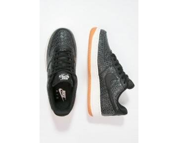 Nike Air Force 1 '07 Premium Schuhe Low NIK1r74-Schwarz