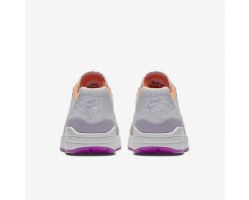 Nike Air Max 1 NS Trainer - Nicht/Gerade Weiss/Hyperviolett/Insgesamt Orange