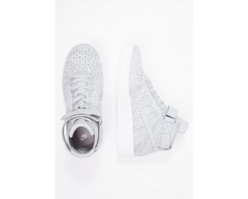 Nike Af1 Ultra Flyknit Schuhe High NIKrha2-Grau