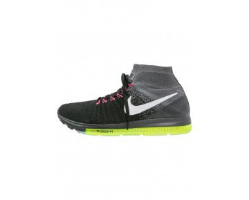 Nike Performance Zoom All Out Flyknit Schuhe High NIKpqw1-Schwarz