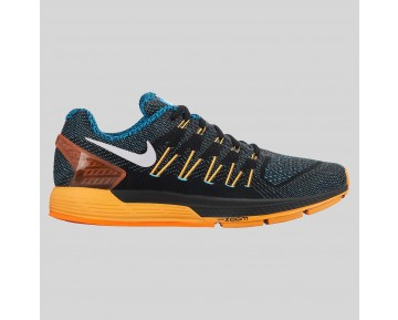 Damen & Herren - Nike Air Zoom Odyssey Schwarz Blau Lagune Hell Citrus