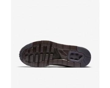 Nike Air Max 1 Ultra Flyknit Schuhe - Großes Purpur/Tiefburgund/Mannschaft