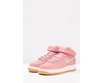 Nike Air Force 1 '07 Mid Seasonal Schuhe High NIKa014-Rosa