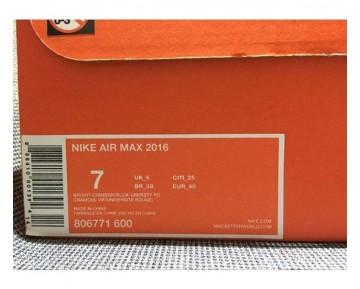 Nike Air Max 2016 Sneaker-Herren