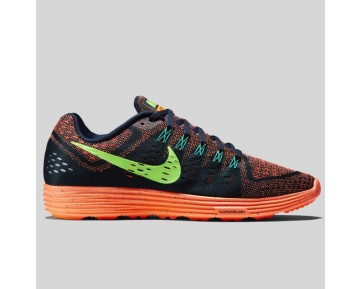 Damen & Herren - Nike Lunartempo Dunkel Obsidian Voltage Grün Total Orange