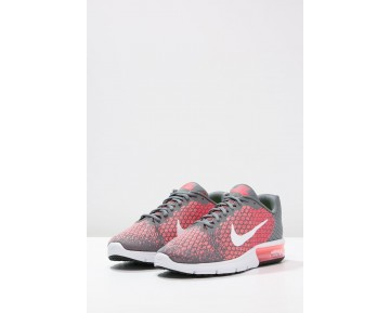 Nike Performance Air Max Sequent 2 Schuhe Low NIKubqz-Grau